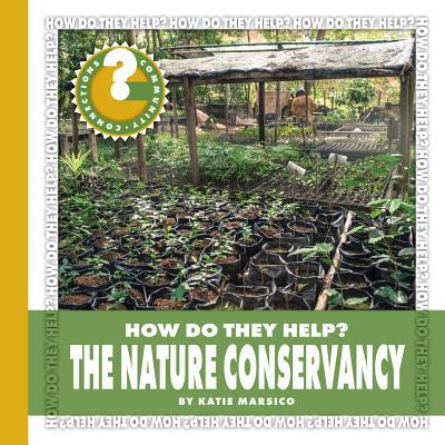 The Nature Conservancy - Marsico, Katie