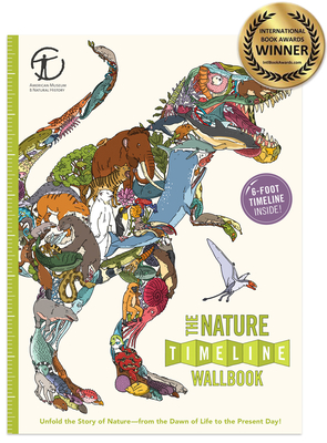The Nature Timeline Wallbook: Unfold the Story of Nature--From the Dawn of Life to the Present Day! - Lloyd, Christopher