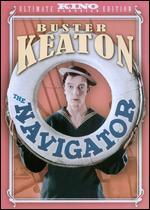 The Navigator [Ultimate Edition] - Buster Keaton; Donald Crisp