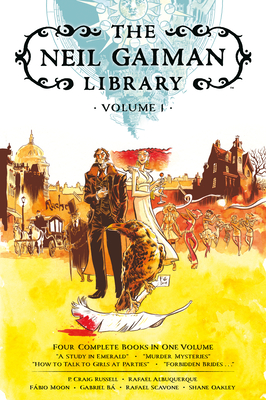The Neil Gaiman Library Volume 1 - Gaiman, Neil, and Russell, P Craig