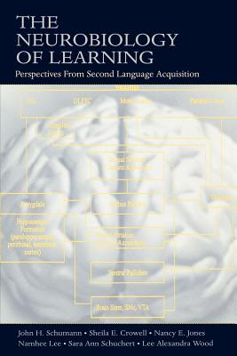 The Neurobiology of Learning: Perspectives from Second Language Acquisition - Schumann, John H, and Crowell, Sheila E, and Jones, Nancy E