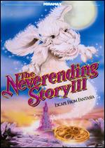 The Neverending Story III: Escape from Fantasia - Peter MacDonald