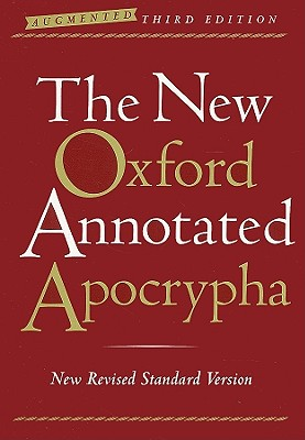 The New Oxford Annotated Apocrypha - Coogan, Michael D, PhD (Editor)