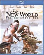 The New World [Extended Cut] [Blu-ray]