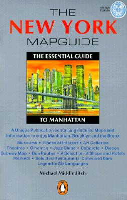 The New York Mapguide - Middleditch, Michael