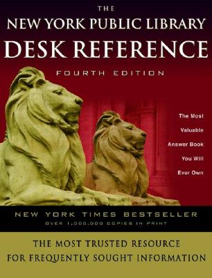 The New York Public Library Desk Reference - Hyperion Books (Creator)