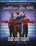 The Night Before [Blu-ray] - Jonathan Levine