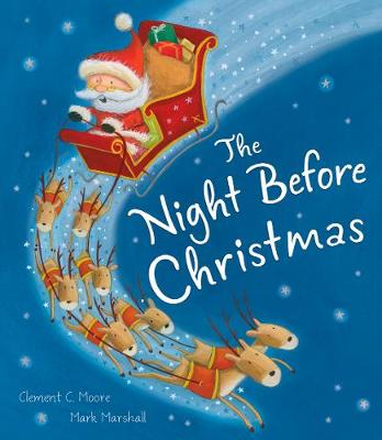 The Night Before Christmas - Moore, Clement C.