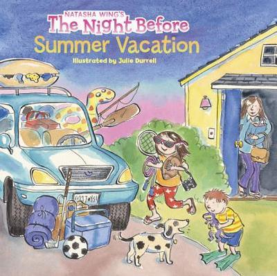The Night Before Summer Vacation - Wing, Natasha