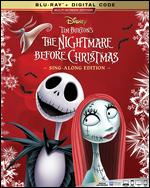 The Nightmare Before Christmas [Includes Digital Copy] [Blu-ray] - Henry Selick