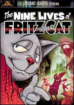 The Nine Lives of Fritz the Cat - Robert Taylor