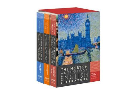 The Norton Anthology of English Literature, Package 2 - Greenblatt, Stephen (Editor), and Christ, Carol T (Editor), and David, Alfred (Editor)