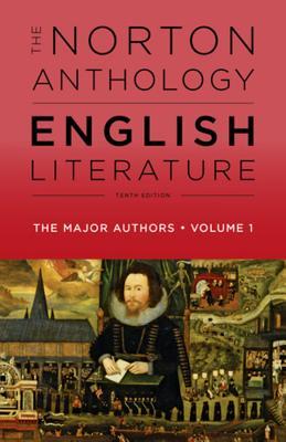 The Norton Anthology of English Literature, the Major Authors - Greenblatt, Stephen (Editor)