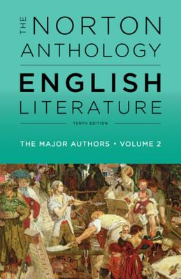The Norton Anthology of English Literature, the Major Authors - Greenblatt, Stephen (Editor)