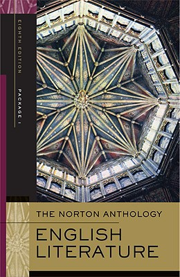 The Norton Anthology of English Literature - Greenblatt, Stephen (Editor)