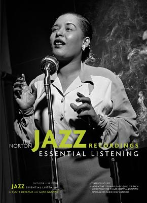The Norton Jazz Recordings: Essential Listening - DeVeaux, Scott, and Giddins, Gary
