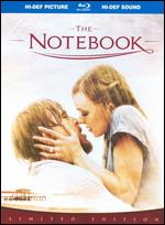 The Notebook [Limited Collector's Edition] [With Movie Scrapbook] [Blu-ray] - Nick Cassavetes