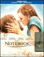 The Notebook [Ultimate Edition] [2 Discs] [Includes Digital Copy] [Blu-ray/DVD] - Nick Cassavetes