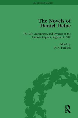 The Novels of Daniel Defoe: Part I Vol 5 - Owens, W. R., and Furbank, P. N., and Starr, G. A.