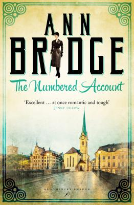 The Numbered Account: A Julia Probyn Mystery, Book 3 - Bridge, Ann