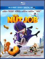 The Nut Job [2 Discs] [Includes Digital Copy] [Blu-ray/DVD]