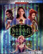 The Nutcracker and the Four Realms [Includes Digital Copy] [Blu-ray/DVD]