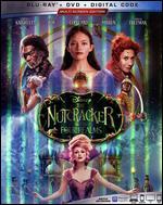 The Nutcracker and the Four Realms [Includes Digital Copy] [Blu-ray/DVD] - Joe Johnston; Lasse Hallström