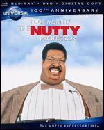 The Nutty Professor [2 Discs] [Includes Digital Copy] [Blu-ray]