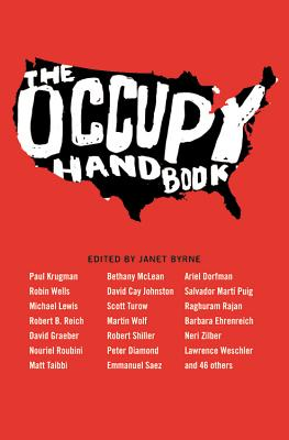 The Occupy Handbook - Byrne, Janet