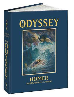 The Odyssey - Homer, and Bryant, William Cullen (Translated by)