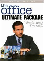 The Office: Seasons 1-4 [13 Discs]
