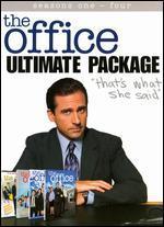 The Office: Seasons 1-4 [13 Discs]