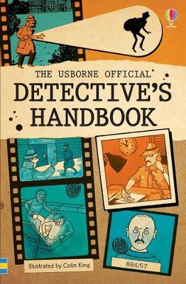 The Official Detective's Handbook - King, Colin