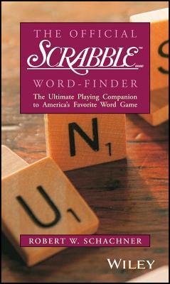 The Official Scrabble Brand Word-Finder - Schachner, Robert W
