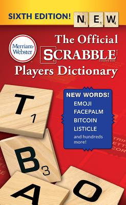 The Official Scrabble Players Dictionary - Merriam-Webster, Inc