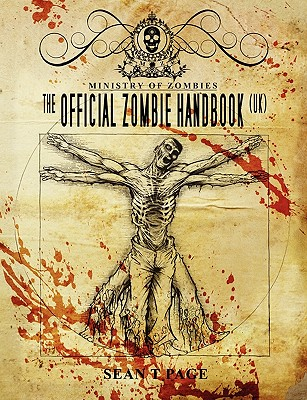 THE Official Zombie Handbook (UK) - Page, Sean T