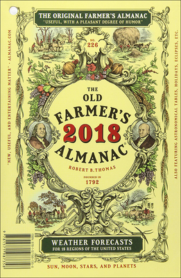 The Old Farmer's Almanac 2018 - Almanac, Old Farmer