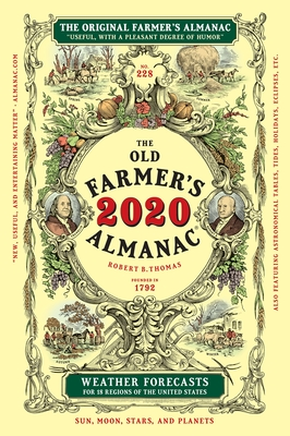 The Old Farmer's Almanac 2020, Trade Edition - Old Farmer's Almanac