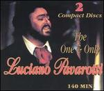 The One and Only Luciano Pavarotti (Box Set)