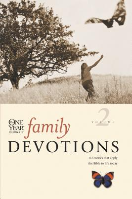 The One Year Book of Family Devotions Volume 2 - Children's Bible Hour (Producer)