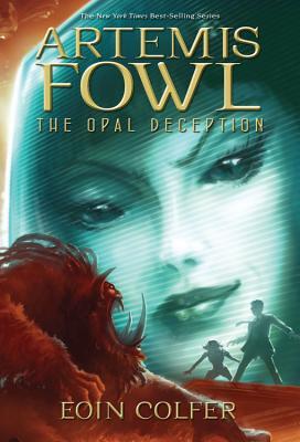 The Opal Deception - Colfer, Eoin