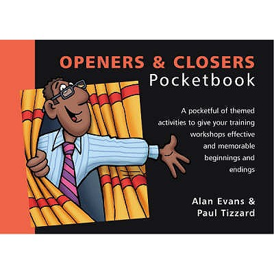 The Openers and Closers Pocketbook - Tizzard, Paul, and Evans, Alan