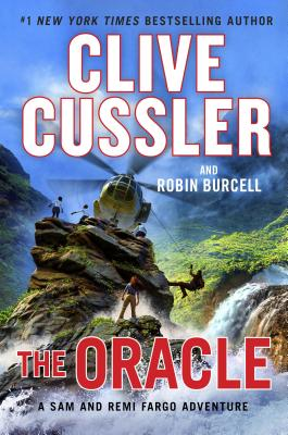 The Oracle - Cussler, Clive, and Burcell, Robin