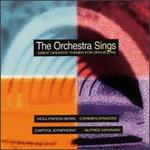 The Orchestra Sings