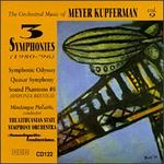The Orchestral Music of Meyer Kupferman, Vol.9