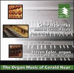 The Organ Music of Gerald Near