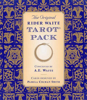The Original Rider Waite Tarot Pack - Waite, A.E.