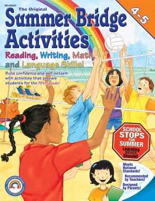 The Original Summer Bridge Activities 4-5 - Julia, Hobbs, and Fisher, Carla