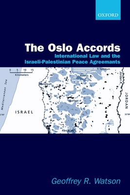an analysis of the oslo accords In this video, leaked and aired on israeli channel 10 tv, prime minister binyamin netanyahu is seen speaking candidly back in 2001 at a constituent's home about the oslo accords, the peace process, bill clinton and the united states.