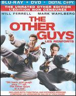 The Other Guys [2 Discs] [Unrated Other Edition] [Includes Digital Copy] [Blu-ray/DVD]